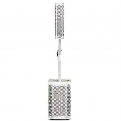 Sistema de Caixa de Som Torre PA Ativo Frahm - GRT12 APP Bluetooth 500W