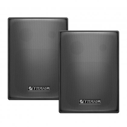 Caixa de Som Acústica Passiva Frahm - PS 200 PLUS c/ suporte 30W (PAR)