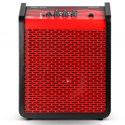Caixa de Som Amplificada Multiuso Frahm Chroma Battery 100W