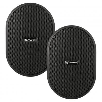 Caixa de Som Acústica Passiva Frahm - PS3 30W (PAR)