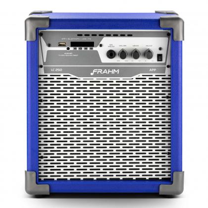 Caixa de Som Amplificada Multiuso - LC 250 APP 100W