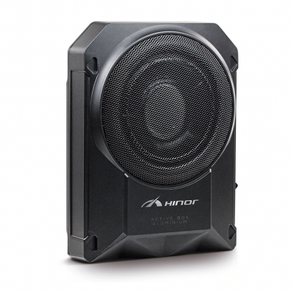 Caixa Amplificada Hinor - Active Box Slim 8