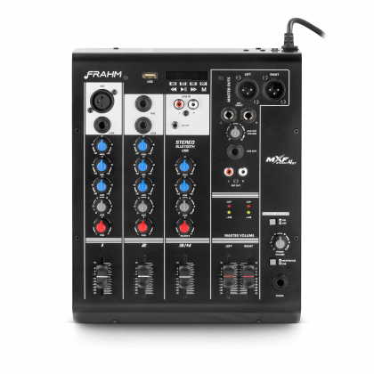 Mesa de Som Frahm - MXF 4 Bluetooth